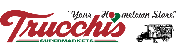 A theme logo of Trucchi's Supermarket