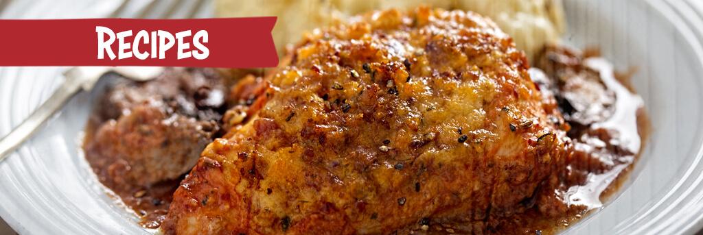Food Recipes Red Wine Chicken